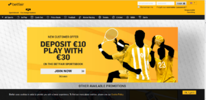 betfair sports, casino and poker – free bonus